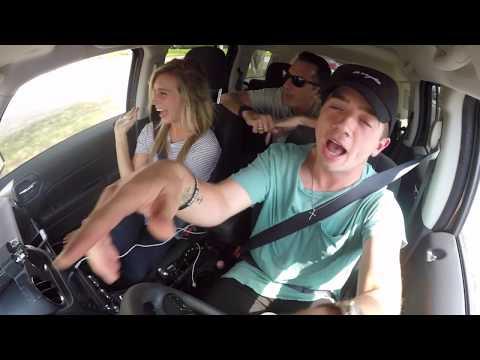 Breakaway Carpool Karaoke