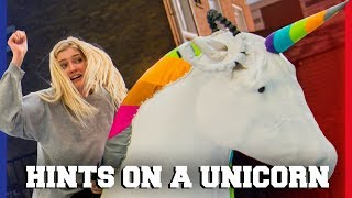 MARIJE ROCKT DE HINTS ON A UNICORN CHALLENGE! | Free-For-All Friday | Challenges Cup #9
