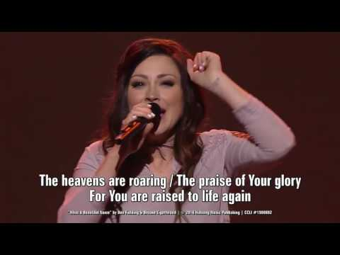 What A Beautiful Name  Kari Jobe  The most beautiful gospel music
