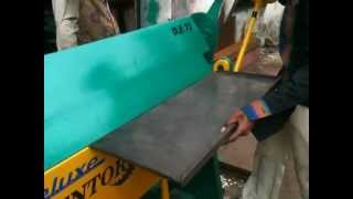 How To Matel Sheet Self Bending .mov