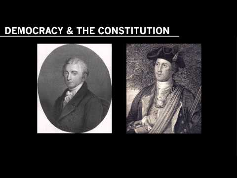 Founding Documents: The Constitution and Democracy