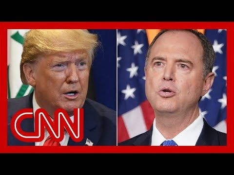 Adam Schiff and his push to impeach President Trump