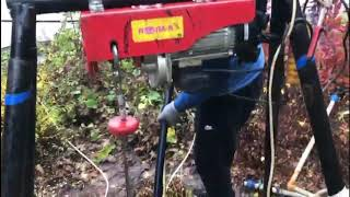 Ремонт скважины в Бронницах
