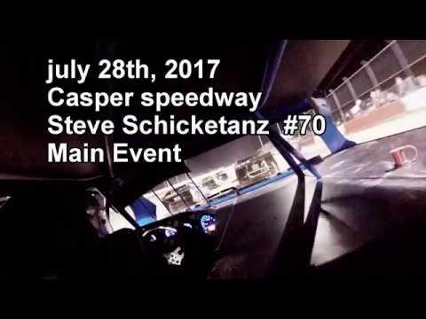 Steve Schicketanz mod 4 Casper speedway