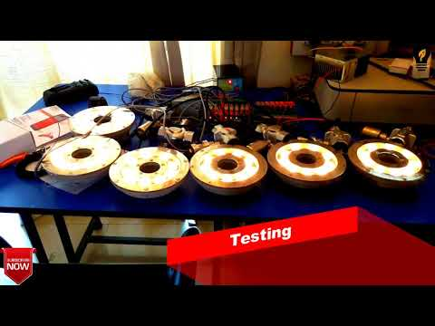 Automatic Fountain Control System using PLC (AB)by THENEXTLEVEL LEARNER