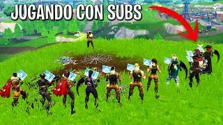 SUBS private games of * PS4, XBOX, SWITCH and phone * in direct FORTNITE SCRIMS with subscribers!