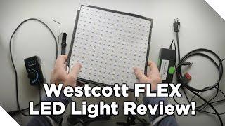 Westcott Flex LED Light Review