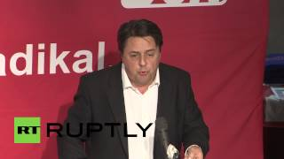 "Germany: ""No to a brothers war with Russia"" - Nick Griffin"