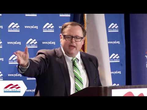 Todd Starnes YAF Freedom Conference - Dallas