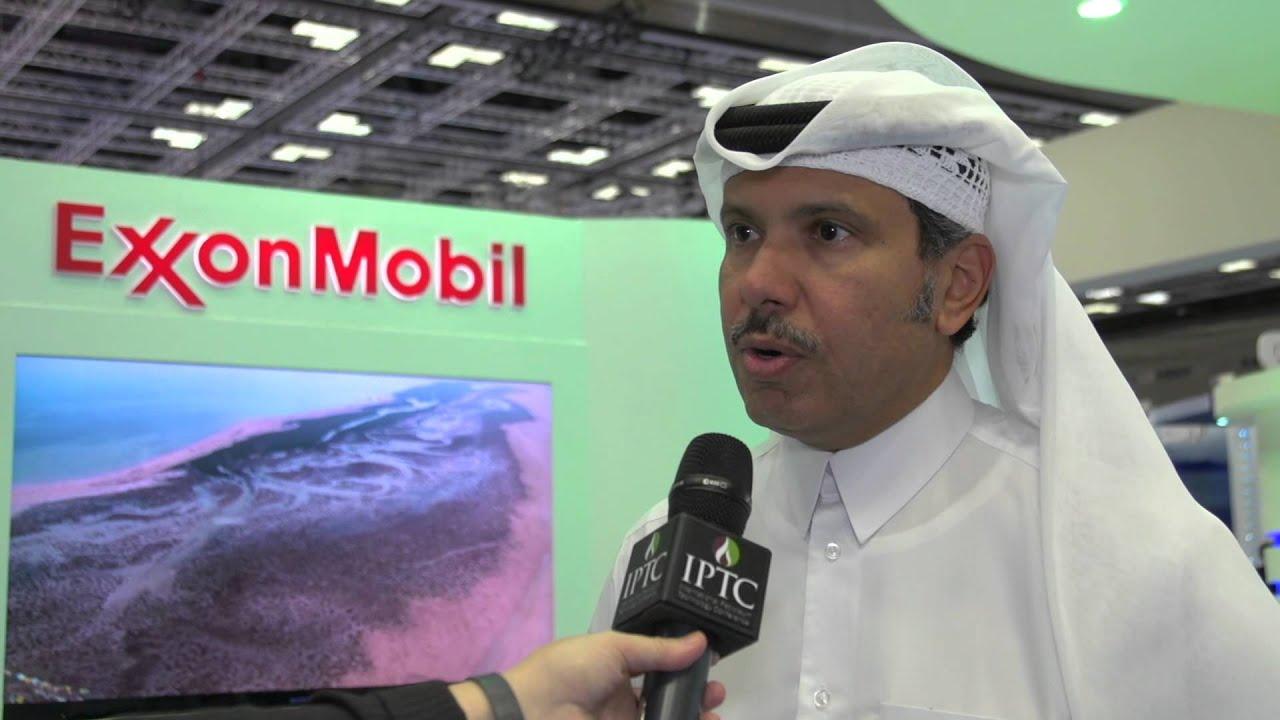 Saleh Al Mana, EXXONMOBIL QATAR spoke to Eithne Treanor at IPTC in Doha 2014