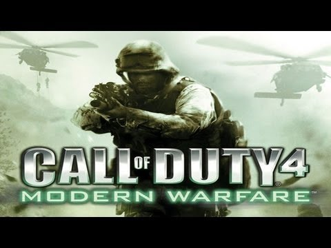 Descargar e Instalar Call of duty 4 Modern Warfare para PC Full en Español (  windows xp, 7, 8, 10 )
