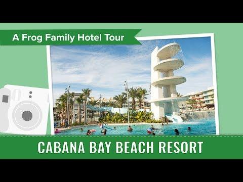 Universal's Cabana Bay Beach Resort, an Undercover Tourist Photo Album