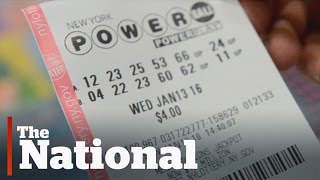 Powerball lottery jackpot world's largest