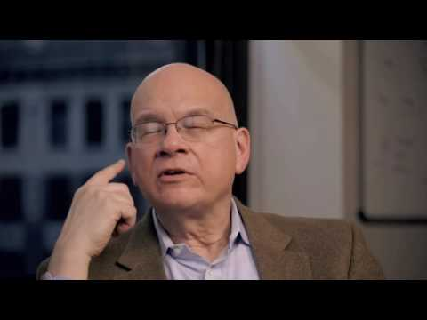 John Piper and Tim Keller Wrestle with Sanctification