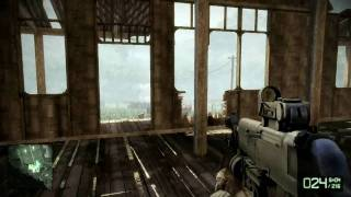 battlefield bad company 2 campaign gameplay mission 8 part 1