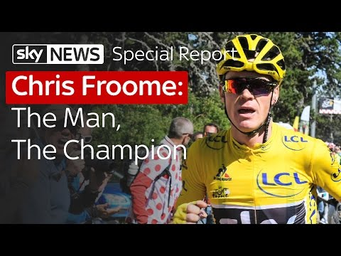 Chris Froome: The Man, The Champion