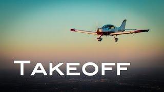 Takeoff: Czech Sport Aircraft SportCruiser