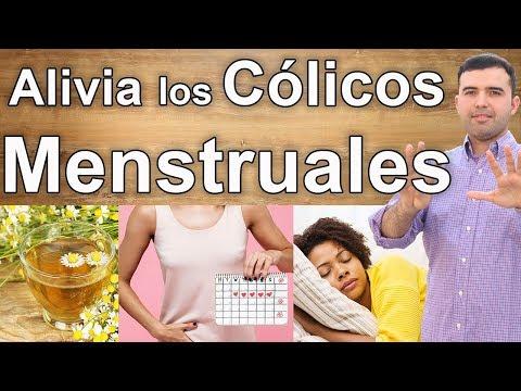 Remedios Para los Cólicos Menstruales - Tratamientos Naturales Para el Dolor