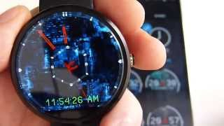 Alien 3D Watch Face 1.4 - maxelus.net Thumbnail