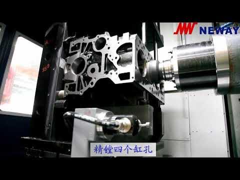 436 Neway automobile engine machining HM634