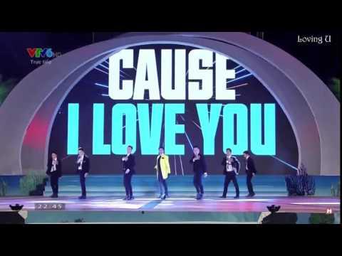 Cause I Love You | Noo Phước Thịnh | Hoa hậu biển Việt Nam 2016