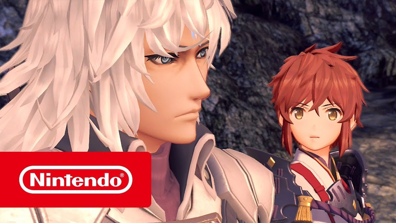 Xenoblade Chronicles 2: Torna - The Golden Country - Launch Trailer (Nintendo Switch)