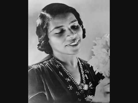 Marian Anderson - Sometimes I feel like a motherless child