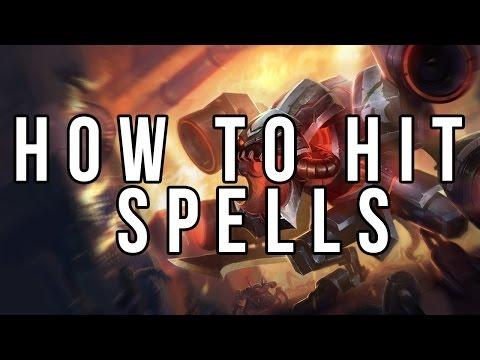 Bjergsen - How to hit spells