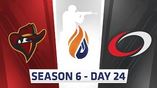 ECS Season 6 Day 24 Renegades vs Complexity - Dust2