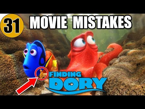 Download Youtube: 31 MISTAKES of FINDING DORY You Didn't Notice
