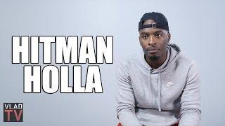 Hitman Holla on Mom Beating Cancer 50 Cent Sending 10K for Hospital Bills Part 4