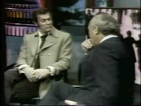 "Tony Curtis Interview: ""I Quit Smoking Campaign"" (1970)"