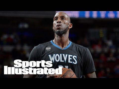 Kevin Garnett Could Be Retiring | SI Wire | Sports Illustrated