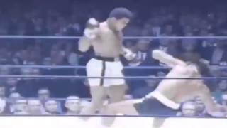 can't be touched-Muhammad Ali- Defense and Speed