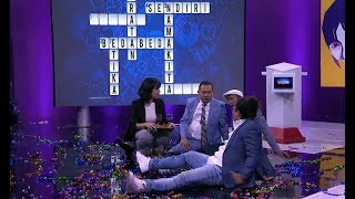 Gokil! Arie Kriting & Akbar Pecahin Rekor Jawab TTS Berturut-turut