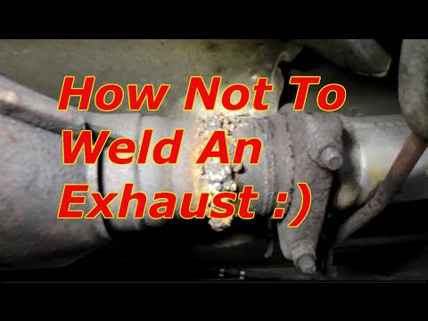 Knowing When To Pass On A Repair Job 1992 Cadillac Deville Exhaust