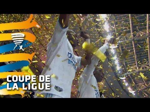 Olympique de Marseille - Girondins de Bordeaux (3-1) - Finale Coupe de la Ligue 2010 -  Résumé