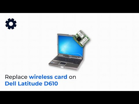 DELL LATITUDE D610 LAPTOP WIFI DRIVERS FOR WINDOWS 7