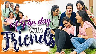 Fun day with Best Friends | A day in my Life | DIML | Special & Happy Day | Vlog | Sushma Kiron