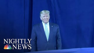 Trump's New Warning To Iran As Administration Under Pressure Over Airstrike Decision | Nightly News