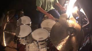 Jorge Fernández drums cover De La Soul - Breakadawn