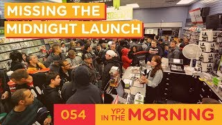 Bemoaning the Loss of the Midnight Launch