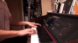 「擬態」をピアノで弾いてみた Mr.Children