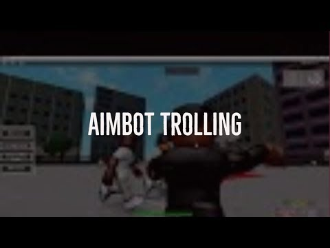 AIMBOT TROLLING ON RB WORLD 2 RAGES AND DROP BALL