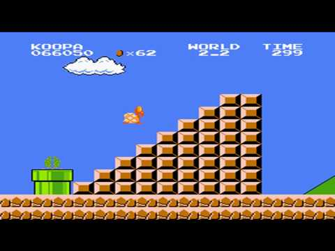 Super Koopa Bros By Mind_Bender (SMB1 Hack)
