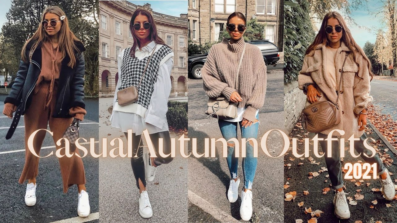 Download EARLY AUTUMN CAPSULE WARDROBE 2021