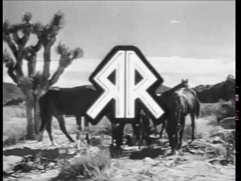 The Range Rider / The Buckskin