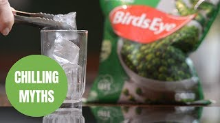 The common myths about frozen food which are actually untrue