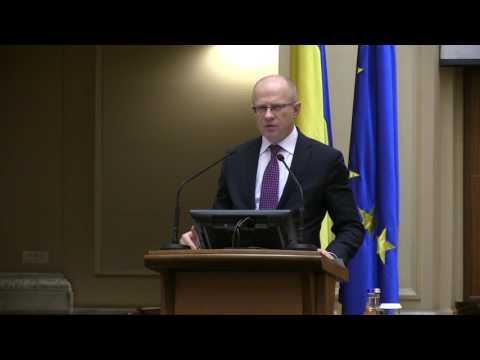 Capital Market of Romania Conference. Introductory, Ludwik Sobolewski, CEO BVB