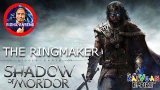 Shadow Of Mordor Livestream - THE RINGMAKER
